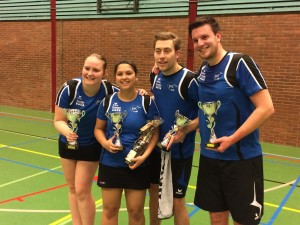 bvc team 1 kampioen