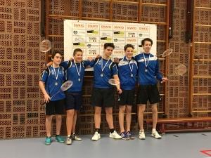 U15 kampioen
